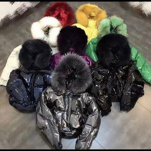Women's bubble coat